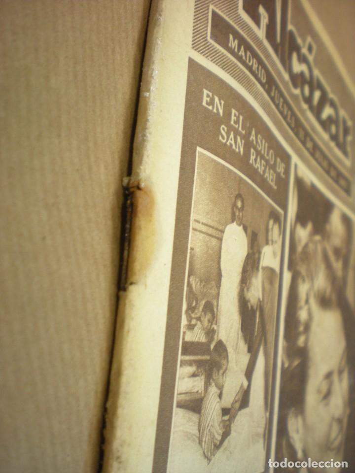 Coleccionismo de Revistas y Periódicos: El Alcazar 11 de Julio 1957 - Foto 5 - 100064771