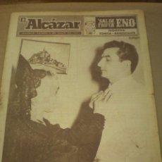 Coleccionismo de Revistas y Periódicos: EL ALCAZAR 01 DE JULIO 1957. Lote 100070247
