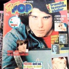 Coleccionismo de Revistas y Periódicos: RECORTE PORTADA JOHN TRAVOLTA OLIVIA NEWTON JOHN. Lote 100097539