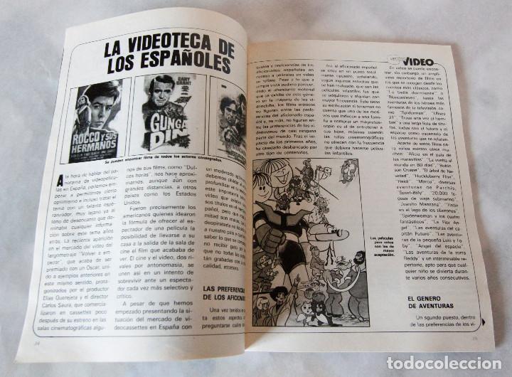 Coleccionismo de Revistas y Periódicos: Revista Supertele nº 191 - Año 1983 - Mazinger Z - Un Dos Tres La Loli - Excelente estado - Foto 2 - 100132683