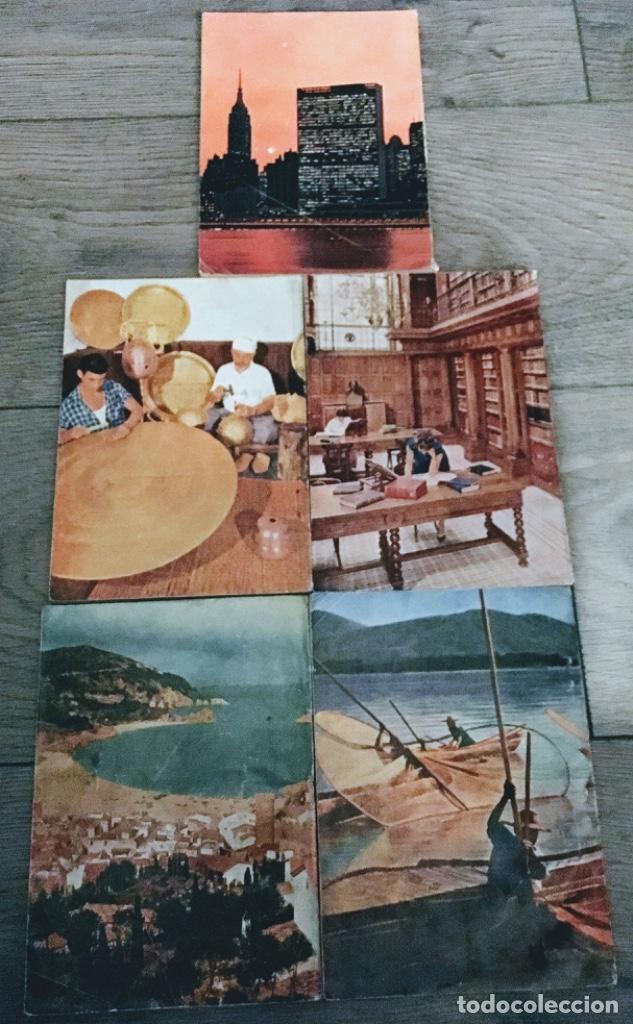 Coleccionismo de Revistas y Periódicos: 6 REVISTAS ANTIGUAS SELECCIONES 1954 - Foto 2 - 100176091