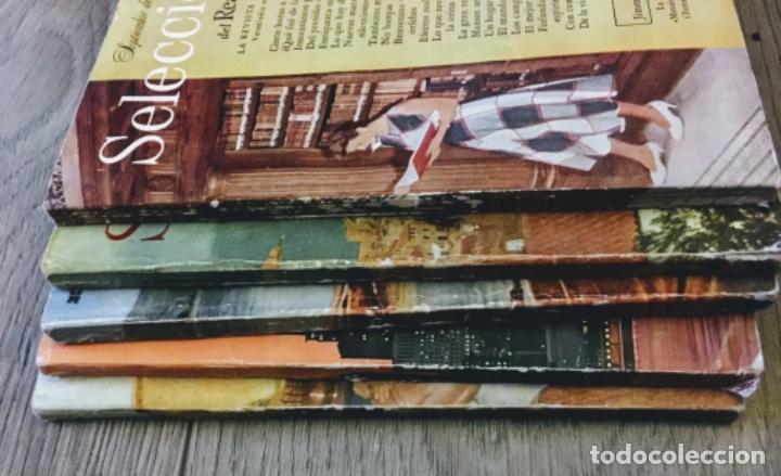 Coleccionismo de Revistas y Periódicos: 6 REVISTAS ANTIGUAS SELECCIONES 1954 - Foto 4 - 100176091