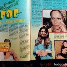 Coleccionismo de Revistas y Periódicos: RECORTE PEPA FLORES MARISOL . Lote 100178779