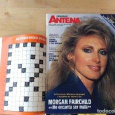 Coleccionismo de Revistas y Periódicos: SEMANAL ANTENA. Lote 100245219