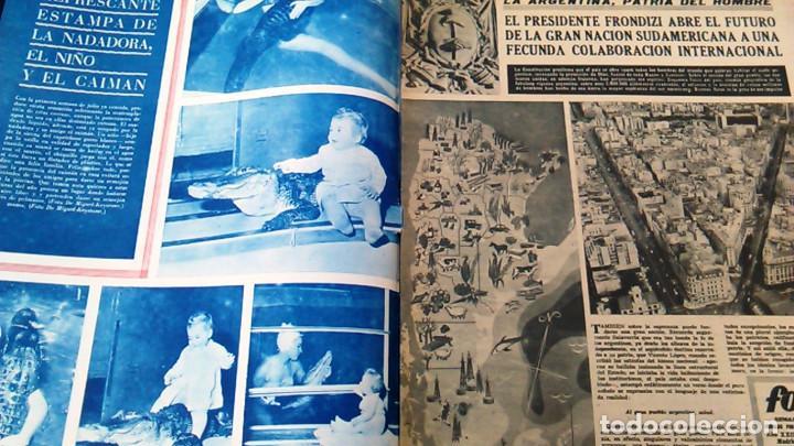 Coleccionismo de Revistas y Periódicos: Revista FOTOS, Núm, 1.219,Año XXIII, 9 de julio 1960. Verano estampado. Semanario gráfico. - Foto 2 - 100253319