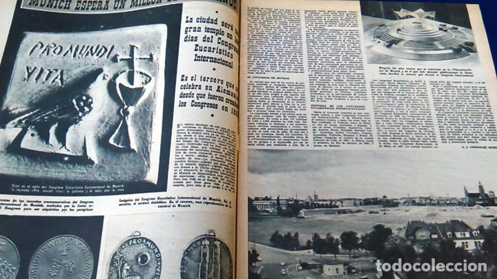 Coleccionismo de Revistas y Periódicos: Revista FOTOS, Núm, 1.219,Año XXIII, 9 de julio 1960. Verano estampado. Semanario gráfico. - Foto 3 - 100253319