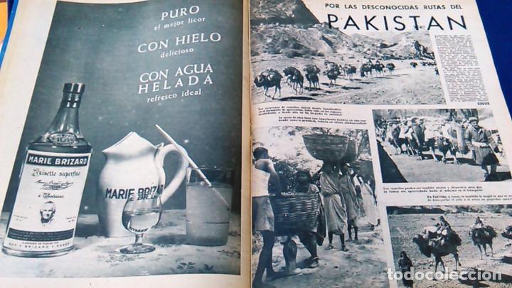 Coleccionismo de Revistas y Periódicos: Revista FOTOS, Núm, 1.219,Año XXIII, 9 de julio 1960. Verano estampado. Semanario gráfico. - Foto 6 - 100253319