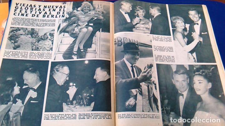 Coleccionismo de Revistas y Periódicos: Revista FOTOS, Núm, 1.219,Año XXIII, 9 de julio 1960. Verano estampado. Semanario gráfico. - Foto 8 - 100253319