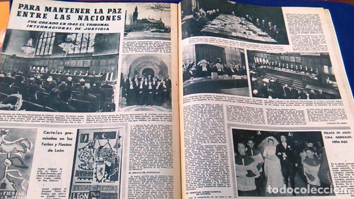 Coleccionismo de Revistas y Periódicos: Revista FOTOS, Núm, 1.219,Año XXIII, 9 de julio 1960. Verano estampado. Semanario gráfico. - Foto 9 - 100253319