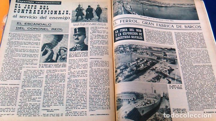 Coleccionismo de Revistas y Periódicos: Revista FOTOS, Núm, 1.219,Año XXIII, 9 de julio 1960. Verano estampado. Semanario gráfico. - Foto 10 - 100253319