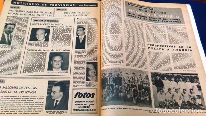 Coleccionismo de Revistas y Periódicos: Revista FOTOS, Núm, 1.219,Año XXIII, 9 de julio 1960. Verano estampado. Semanario gráfico. - Foto 11 - 100253319