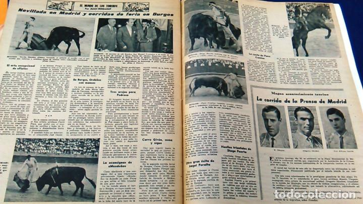 Coleccionismo de Revistas y Periódicos: Revista FOTOS, Núm, 1.219,Año XXIII, 9 de julio 1960. Verano estampado. Semanario gráfico. - Foto 12 - 100253319