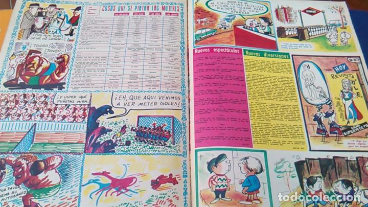 Coleccionismo de Revistas y Periódicos: Revista de humor La Codorniz, 10 mayo 1970, Año XXX,Nº 1486. Extra del espectáculo. Prensa. 1.486. - Foto 4 - 100265183