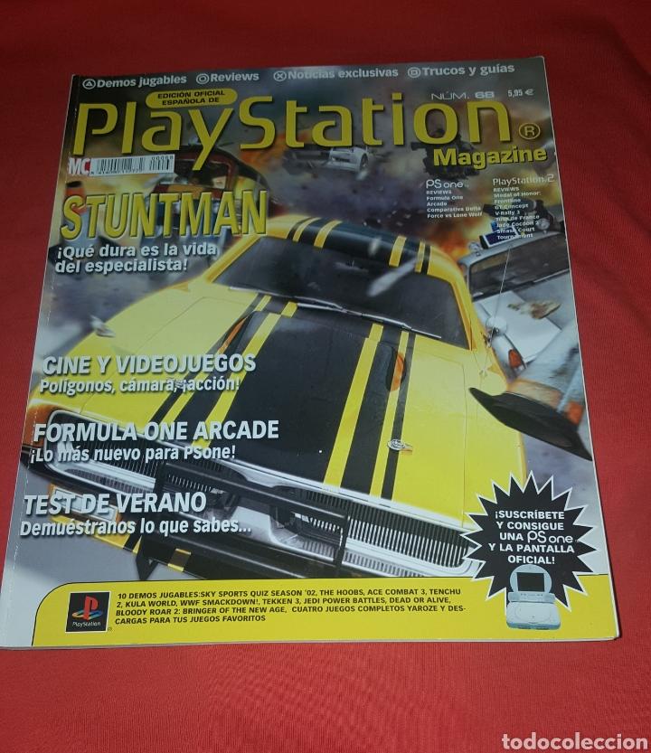 REVISTA PLAYSTATION MAGAZINE N° 68 (Coleccionismo - Revistas y Periódicos Modernos (a partir de 1.940) - Otros)