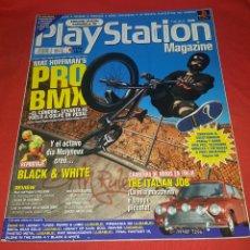 Coleccionismo de Revistas y Periódicos: REVISTA PLAYSTATION MAGAZINE N° 55. Lote 100339007