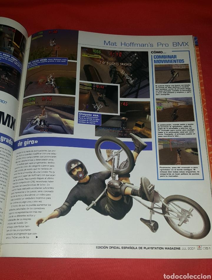 Coleccionismo de Revistas y Periódicos: Revista PlayStation Magazine N° 55 - Foto 2 - 100339007