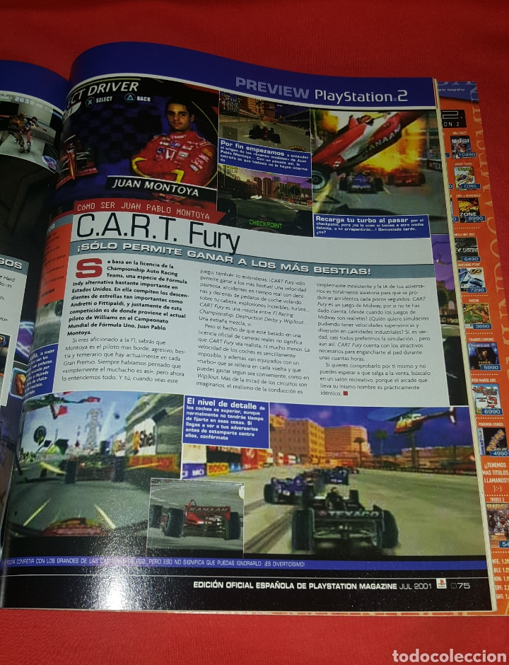 Coleccionismo de Revistas y Periódicos: Revista PlayStation Magazine N° 55 - Foto 4 - 100339007