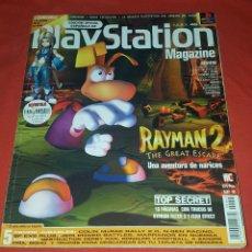 Coleccionismo de Revistas y Periódicos: REVISTA PLAYSTATION MAGAZINE N° 45. Lote 100339228