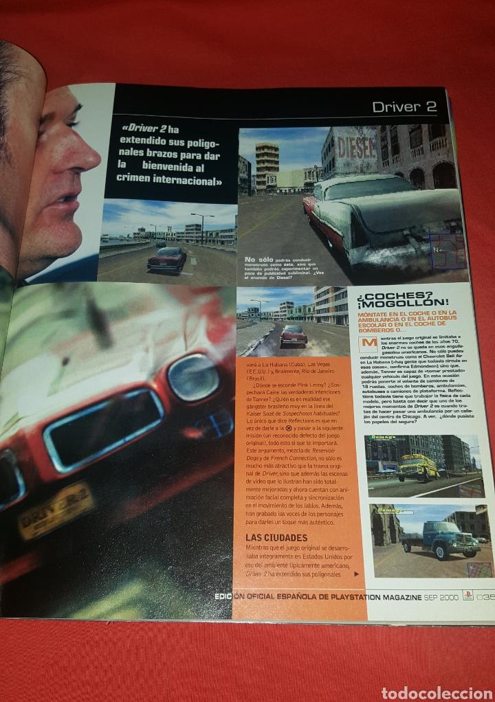 Coleccionismo de Revistas y Periódicos: Revista PlayStation Magazine N° 45 - Foto 2 - 100339228