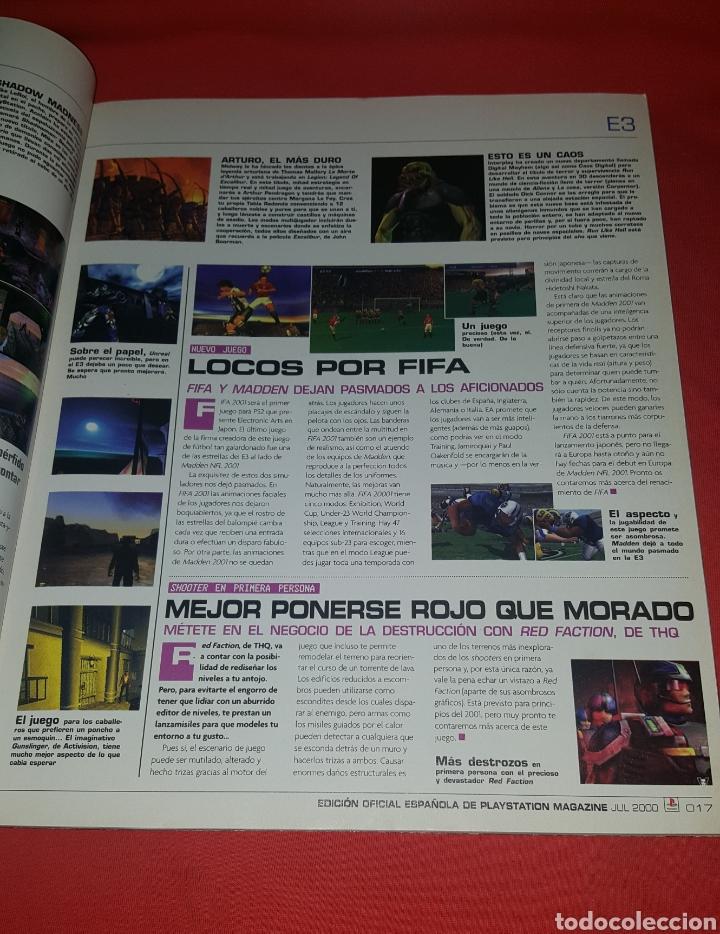 Coleccionismo de Revistas y Periódicos: Revista PlayStation Magazine N° 43 - Foto 2 - 100339339