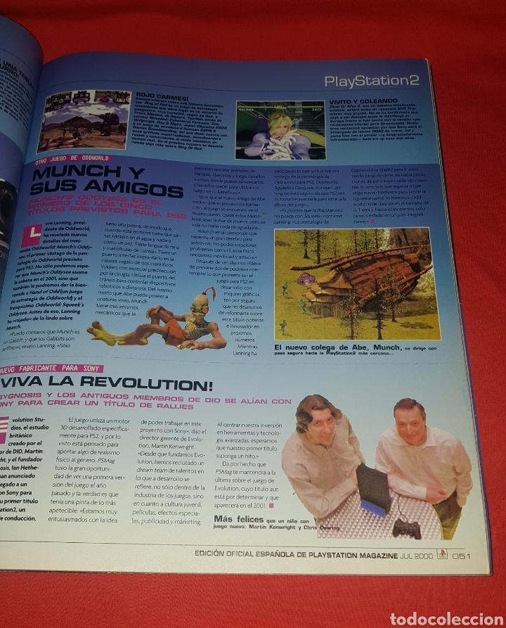 Coleccionismo de Revistas y Periódicos: Revista PlayStation Magazine N° 43 - Foto 3 - 100339339