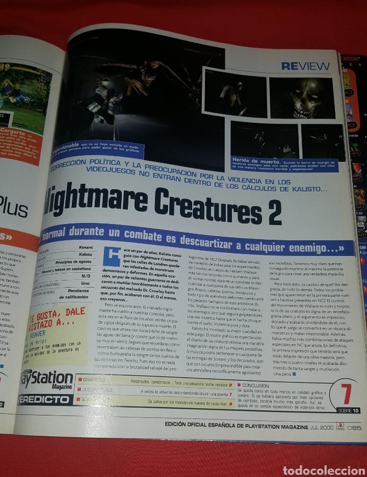 Coleccionismo de Revistas y Periódicos: Revista PlayStation Magazine N° 43 - Foto 4 - 100339339