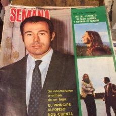 Coleccionismo de Revistas y Periódicos: REVISTA SEMANA 1 ENERO 1972. Lote 100447315