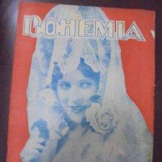 Coleccionismo de Revistas y Periódicos: REVISTA BOHEMIA. AÑO 19. VOL. XIX. LA HABANA 3 JULIO 1927. Nº 27. Lote 100582871