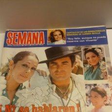 Coleccionismo de Revistas y Periódicos: REVISTA SEMANA JUNIO DE 1983. Lote 100591099