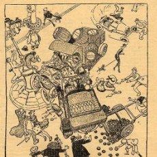 Coleccionismo de Revistas y Periódicos: OPISSO 1926 HOJA REVISTA. Lote 101071027