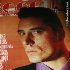 Coleccionismo de Revistas y Periódicos: REVISTA DE MUSICA BOOGIE LOS REFRESCOS LOQUILLO 1989. Lote 101071243