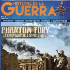 Coleccionismo de Revistas y Periódicos: HISTORIA DE LA GUERRA N. 5 - EN PORTADA: LA SEGUNDA BATALLA DE FALLUJAH (NUEVA). Lote 109340518