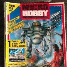 Coleccionismo de Revistas y Periódicos: REVISTA MICROHOBBY LOTE DE LA 102 A LA 146 EN MUY BUEN ESTADO - VER FOTOS - SPECTRUM, AMSTRAD, MSX . Lote 101122531