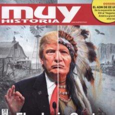 Coleccionismo de Revistas y Periódicos: MUY HISTORIA N. 89 - EN PORTADA: EL SALVAJE OESTE: ASI NACIO LA AMERICA DE TRUMP (NUEVA). Lote 173491622
