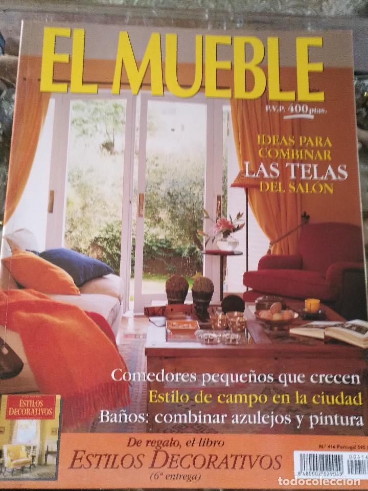 gran revista el mueble - decoracion - numero 41 - Comprar Otras ...