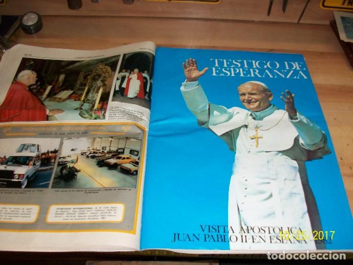Coleccionismo de Revistas y Periódicos: VIAJE APOSTOLICO DE JUAN PABLO II A ESPAÑA-L`OSSERVATORE ROMANO - Foto 5 - 101488835
