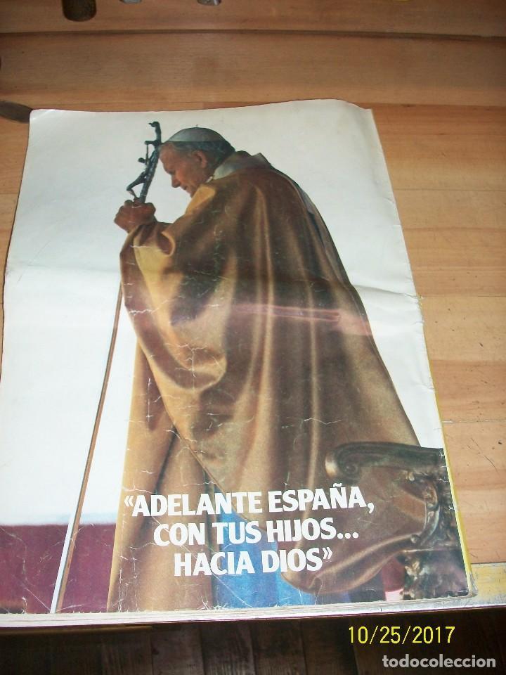 Coleccionismo de Revistas y Periódicos: VIAJE APOSTOLICO DE JUAN PABLO II A ESPAÑA-L`OSSERVATORE ROMANO - Foto 7 - 101488835