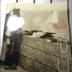 Coleccionismo de Revistas y Periódicos: REAL CLUB ASTUR DE REGATAS. NUMERO II. AÑO 2013. GIJON. REVISTA ANUAL. 98 PAGINAS. FOTOGRAFIAS EN CO. Lote 101492827