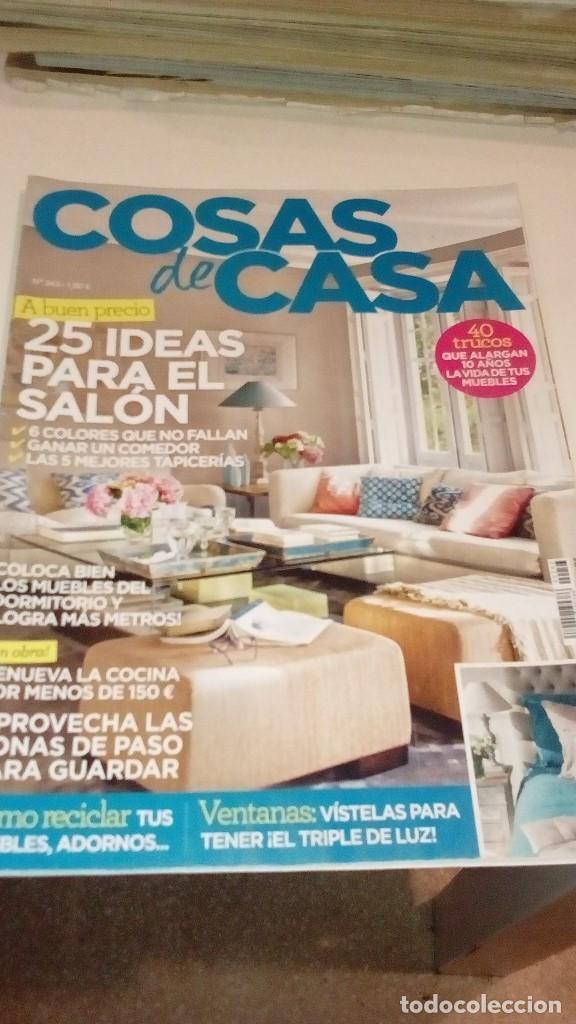 Revista trucos de casa latest trendy trucos de limpieza for Cosas de casa online