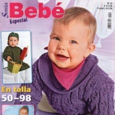 Coleccionismo de Revistas y Periódicos: SONIA BEBE ESPECIAL N. 14 - EN TALLA 50-98 (NUEVA). Lote 101730403