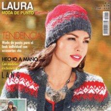 Coleccionismo de Revistas y Periódicos: LAURA MODA DE PUNTO ESPECIAL N. 19 (NUEVA). Lote 101736971