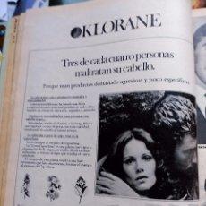 Coleccionismo de Revistas y Periódicos: ANUNCIO CHAMPU KLORANE. Lote 101962127