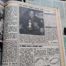 Coleccionismo de Revistas y Periódicos: RECORTE PAUL NASCHY. Lote 244624785