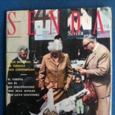 Coleccionismo de Revistas y Periódicos: JULIO-AGOSTO 1964. Lote 101992823