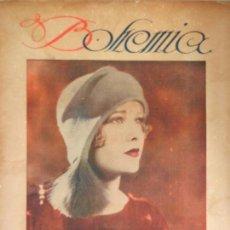 Coleccionismo de Revistas y Periódicos: REVISTA BOHEMIA HABANA CUBA. JUNIO DE 1926.ESTHER RALSTON. . Lote 102021183