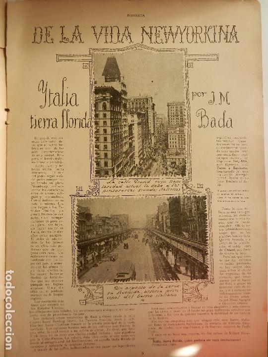 Coleccionismo de Revistas y Periódicos: REVISTA BOHEMIA HABANA CUBA. JUNIO DE 1926.ESTHER RALSTON. - Foto 2 - 102021183