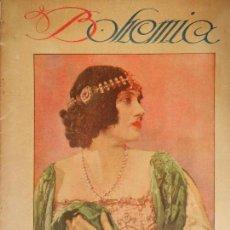 Coleccionismo de Revistas y Periódicos: REVISTA BOHEMIA HABANA CUBA. MAYO DE 1926. BIANCA SAROYA. . Lote 102021507
