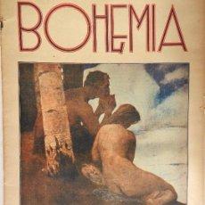 Coleccionismo de Revistas y Periódicos: REVISTA BOHEMIA HABANA CUBA JUNIO 1922. PAN Y LA NINFA DE MÚLLER - BRESLAU. . Lote 102069723