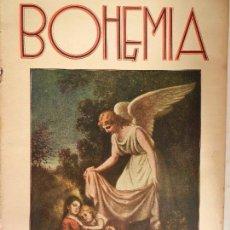 Coleccionismo de Revistas y Periódicos: REVISTA BOHEMIA HABANA CUBA JUNIO DE 1922.EL ANGEL DE LA GUARDA.. Lote 102071343