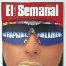 Coleccionismo de Revistas y Periódicos: EL SUPLEMENTO SEMANAL 366 1994 MIKEL ERENTXUN, LINA MORGAN, CARLOS ESPINOSA, ANTONIO VEGA, CABRIEL. Lote 102266771